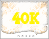!N! 40K SUPPORT STICKERS