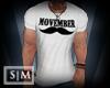[SM] Movember T 2014