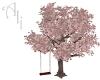 Sakura Tree with Swing