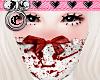 + bloody mask