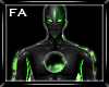 (FA)HoloChest Grn