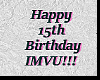 IMVU - Birthday Hat