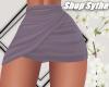Sy   Wrap Skirt   Purple