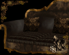Steampunk Brass Couch