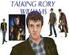 TALKING  RORY WILLAMS