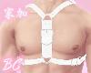 white harness