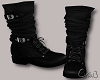 ᄃ♛ Buckle Boots