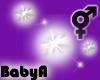 BA Silver Star Bubbles
