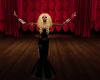 Diva Singing Pose