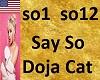 Doja Cat - Say So