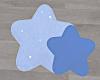 ☾ cosmic star pillows