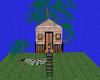 Evening Treehouse