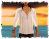 ! Pirate cotton smock