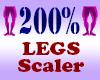 Resizer 200% Legs