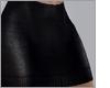 rll. Black skirt