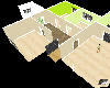 7 room apartment