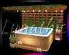 ! A Wooden Jacuzzi