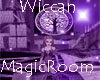 wiccan magic room