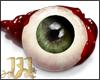 Glass Eye Green