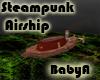 BA Steampunk Airship