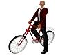Grandpa & Bike-npc