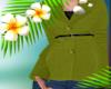 ECHELON COAT GREEN