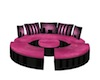 Pink Elephant Couch