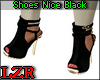 Shoes Nice Black  *vane*