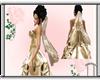 Golden Wedding Veil II