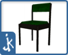 Simple Chair (green)