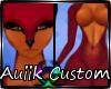 Custom| Garnet Fur F