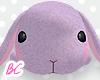 |bc| Floor Bunny Purple