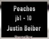 Peaches - Justin Bieber
