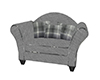 Cuddle talk chair