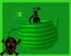 Teacup Green