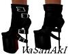 ○Black Belts Heels