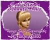 Sun Blonde Ashanti Hair