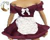 *C* Berry maid dress