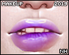Lip Bite Purple