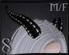 -S- Demon Horns V1 M/F