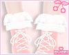 🌙 Lace Socks Add