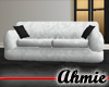 Ikia™ Lace Couch2 - Wht