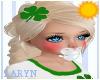 Kids Saint Patricks Bow