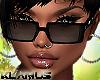 K! Diva BLK Glasses