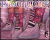 Patchwork Stilettos