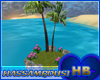 [HB]ISLAND COCONUT TREE