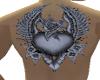 Tat Winged Heart SGG