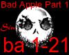 *SM* Bad Apple P1