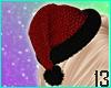 Glitter Santa Hat