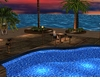 Sunset Beach Night